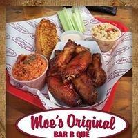 Moe's Original Bar B Que- Downtown Franklin, TN
