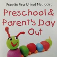 Franklin FUMC Preschool and Parent's Day Out