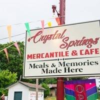 Crystal Springs Mercantile & Cafe