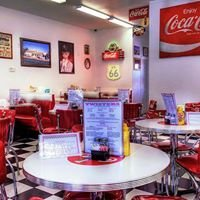 Twisters 50's Soda Fountain and The Route 66 Place