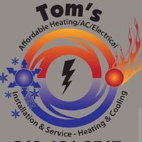 Tom's Affordable Heating, Cooling, and Electrical