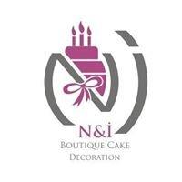 N&İ BOUTIQUE CAKE DECORATION