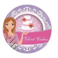Velvet Cakes by Laura