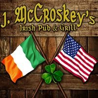 J. McCroskey's Irish Pub & Grill