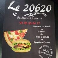 """Restaurant -Pizzeria """" Le  20620 """""""