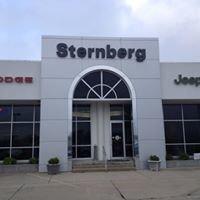 Danny sells cars at Sternberg's
