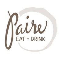 Paire Eat + Drink