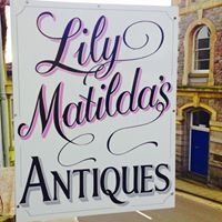 Lily Matilda's Antiques, Narberth