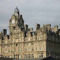 The Balmoral Hotel, Edinburgh.