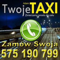 Taxi Ruda Śląska taksówka dla Ciebie   AdamTaxi