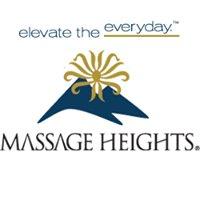 Massage Heights Leon Springs
