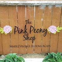 The Pink Peony Shop