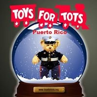 Toys for Tots Puerto Rico