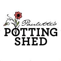 Paulette's Potting Shed Greenhouse