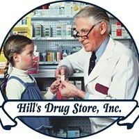 Gifts at Hill's Drug Store