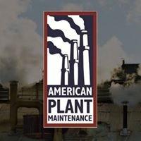 American Plant Maintenance