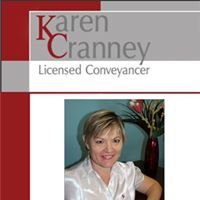 Karen Cranney Licensed Conveyancer