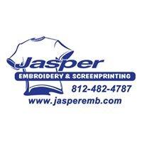 Jasper Embroidery & Screenprinting