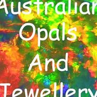 Australian Opals and Jewellery