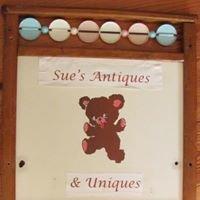 Sue's Antiques and Uniques