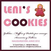 Leni's Cookies - Galletas, Cupcakes y Pasteles decorativos