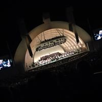 La Philharmonic At The Hollywood Bowl