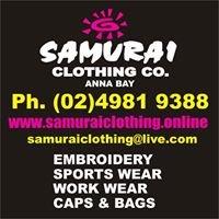 Samurai Clothing Co.
