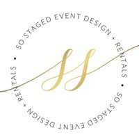 So Staged Event Design + Rentals