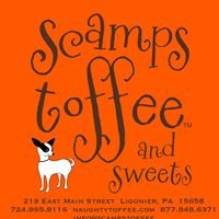 Scamps Toffee
