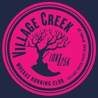 Village Creek 10k/25k Trail Run