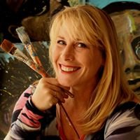 Stephanie Burke Live Performance Art