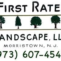 First Rate Landscape, LLC