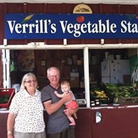 Verrill's Vegetable Stand