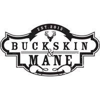 Buckskin & Mane