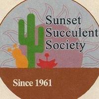 Sunset Succulent Society