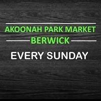 Akoonah Park Market