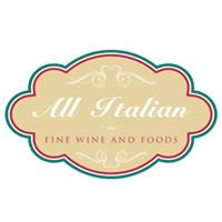 All Italian Fine Wine and Foods