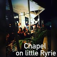 Chapel on Little Ryrie