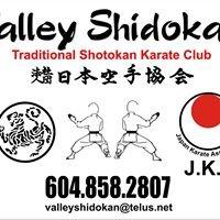Valley Shidokan JKA Karate Do