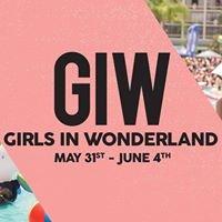 Girls in Wonderland Orlando