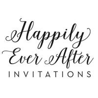 Happily Ever After Invitations