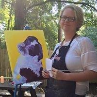 Kristin's Custom Arts Pet Portraits