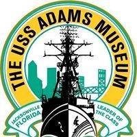 USS Adams Museum