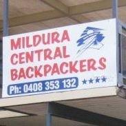 MILDURA CENTRAL BACKPACKS