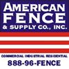 American Fence & Supply Co., Inc.