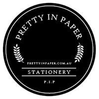 Pretty In Paper