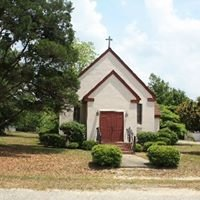 St. Paul's Episcopal Church, Batesburg, SC
