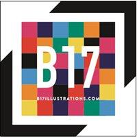 B17 Illustrations