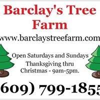 Barclay's Tree Farm