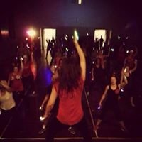 Zumba (R) with Glasgow sisters